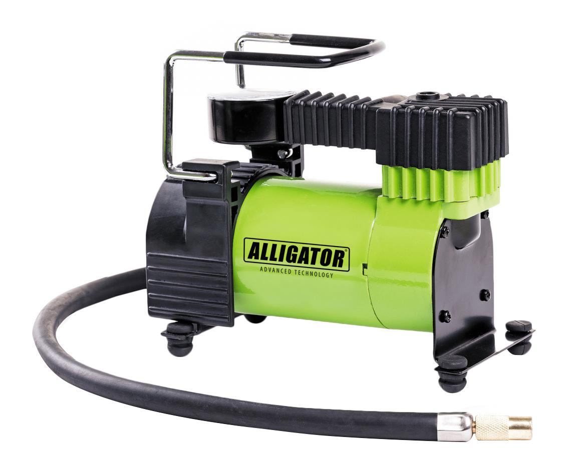 Компрессор автомобильный Alligator AL-300 28л/мин