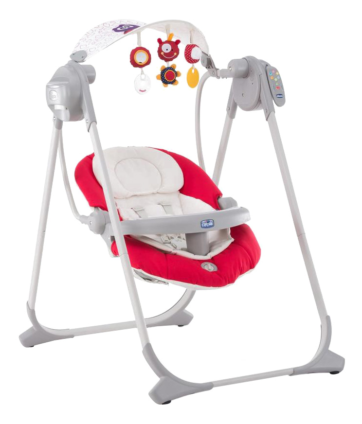 Качели Chicco Polly Swing Up паприка 7911071