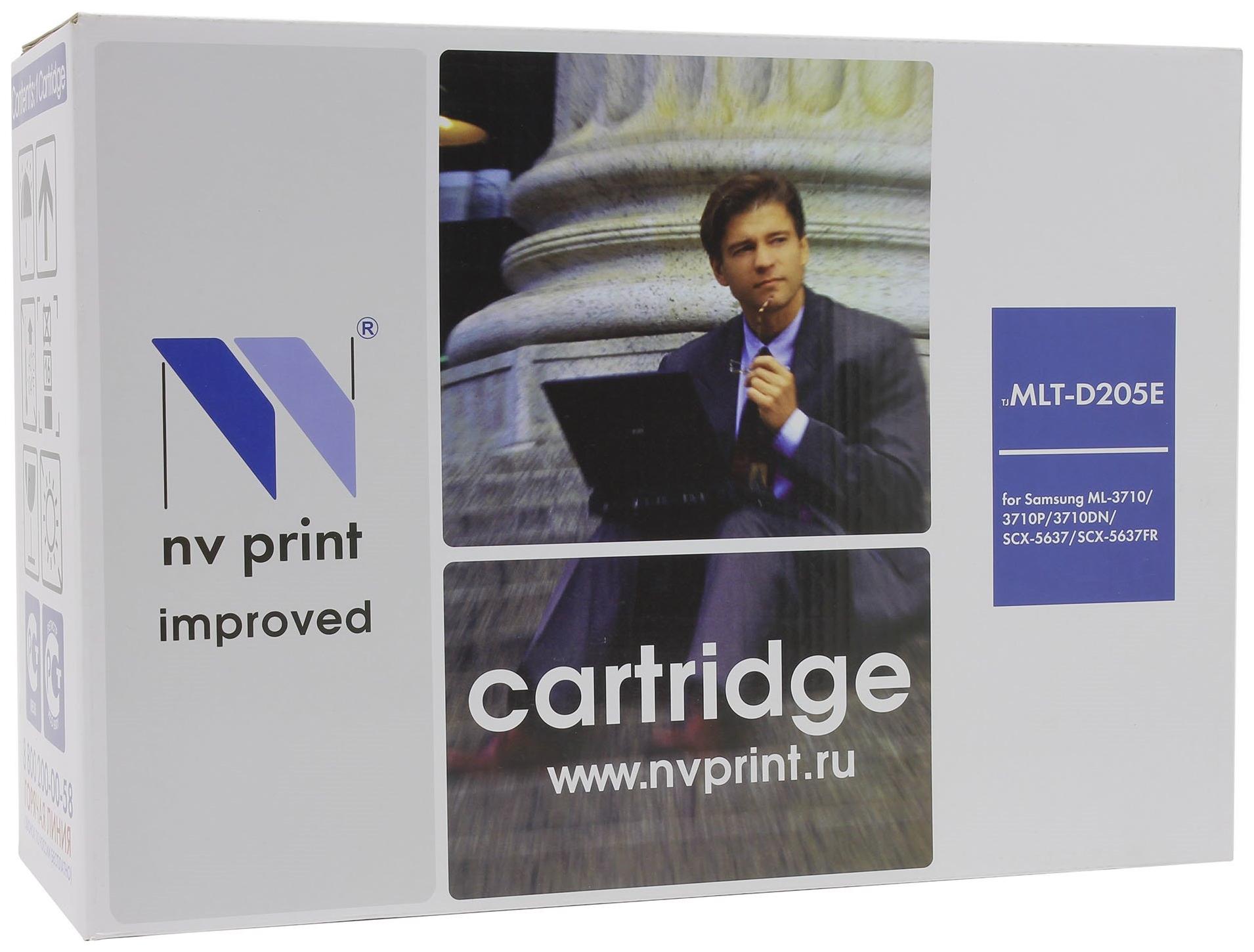 NV PRINT MLT-D205E