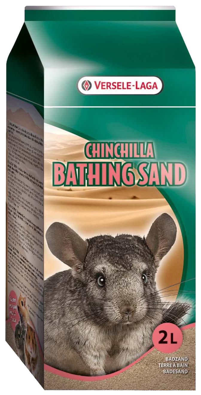 Песок для купания шиншилл и песчанок Versele