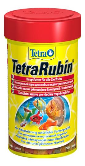 Корм для рыб Tetra Rubin, для улучшения окраса, хлопья, 1 л фото