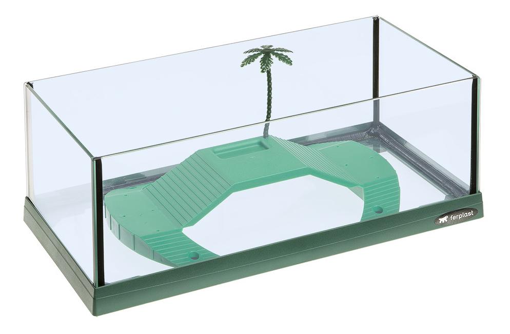 Палюдариум (акватеррариум) для рептилий Ferplast HAITI
