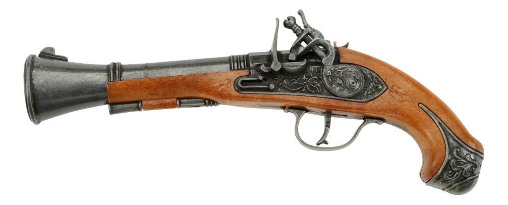 Пистолет игрушечный Schrodel Blunderbuss Pirat (5031691) фото