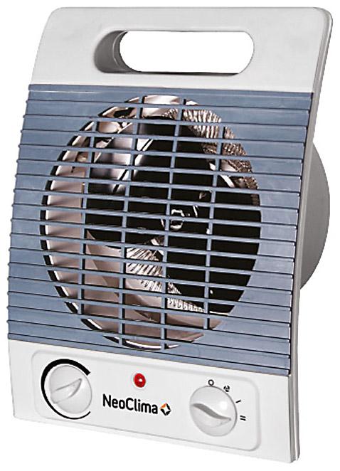 Тепловентилятор Neoclima FH 05 белый, серый