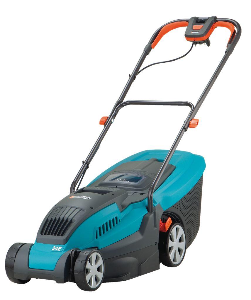 Электрическая газонокосилка Gardena PowerMax 34 E 04074 20.000.00