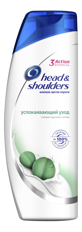 Купить Шампунь Head & Shoulders Успокаивающий уход за зудящей кожей головы 600 мл, шампунь для мужчин 81574287
