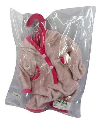 Купить Одежда для кукол: комбинезон бежевый, Набор одежды для кукол Junfa toys GC18-6, Одежда для кукол