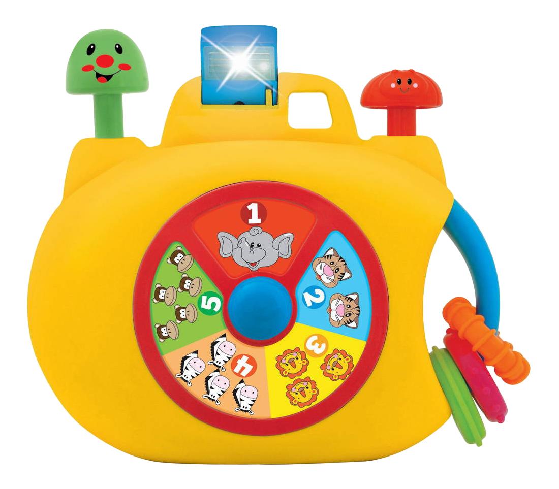 Интерактивная развивающая игрушка Kiddieland