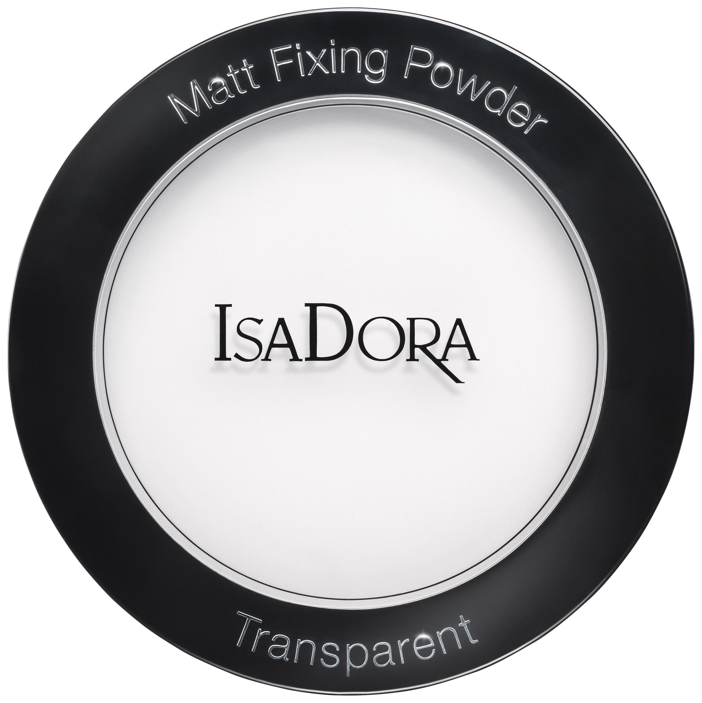 ISADORA MATT FIXING POWDER 00 TRANSPARENT