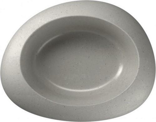 Одинарная миска для собак IMAC, пластик, серый,