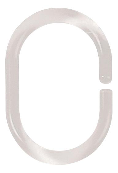 Кольца для штор в ванную Spirella