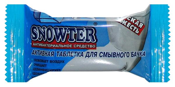 Таблетка для смывного бачка Snowter морская свежесть
