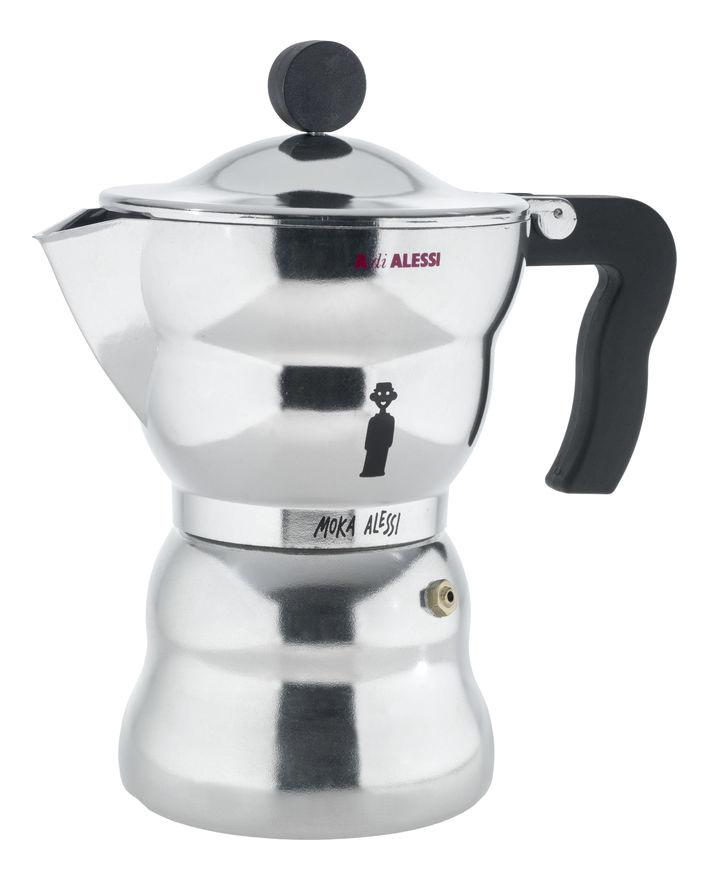 Кофеварка гейзерная Moka Alessi AAM33/6 300 мл