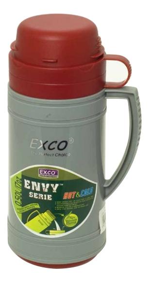 Термос Exco EN100 1 л коричневый