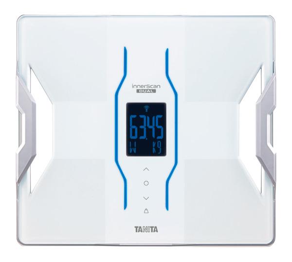 Весы напольные Tanita IRONMAN RD-953 White