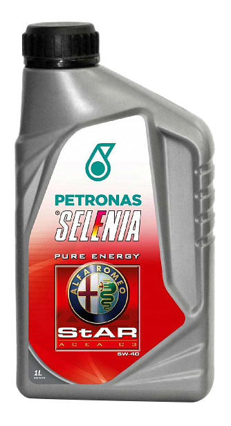Моторное масло Selenia StAR 5W-40 1л 11381619