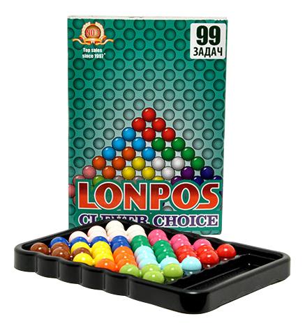 Головоломка Lonpos 99 задач