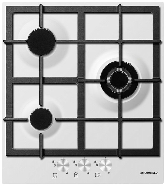 Встраиваемая варочная панель газовая MAUNFELD MGHE