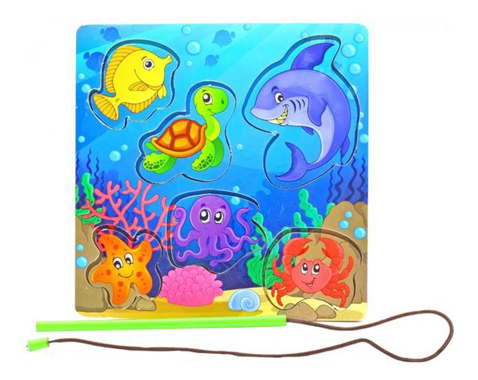 Пазл Мастер игрушек Магнитная рыбалка 3