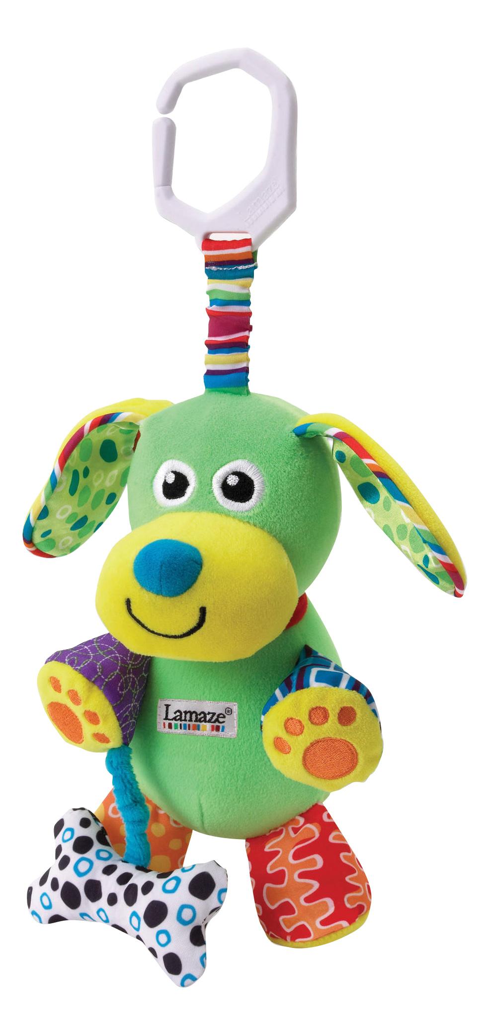 Купить Подвесная игрушка TOMY UK LIMITED Забавный щенок, Подвесные игрушки