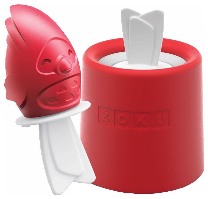 Форма для мороженого Zoku ZK123-008 Songbird Красный