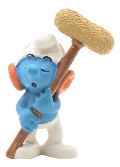 Купить Фигурка Смурфики Гномик Звукорежиссер Schleich The Smurfs 20712, Игровые наборы