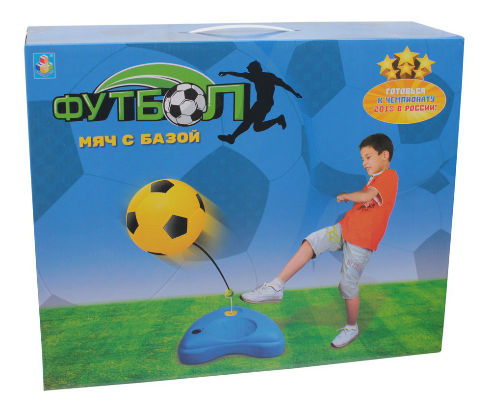 Игра уличная 1TOY Футбол