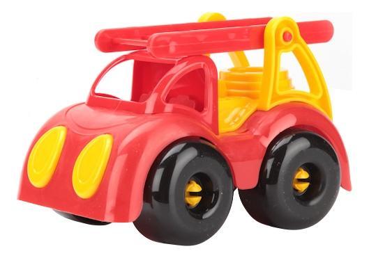 Купить Машинка Плэйдорадо Пожарная машинка Малышок 31832, Игрушечные машинки