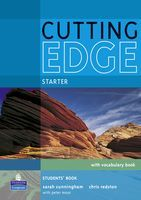 Cutting Edge Starter Students\' Book and CD-ROM Pack