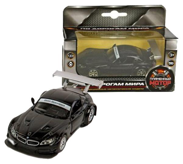 Купить Коллекционная модель Пламенный мотор BMW Z4 GT3 1:38 870144, Игрушечные машинки