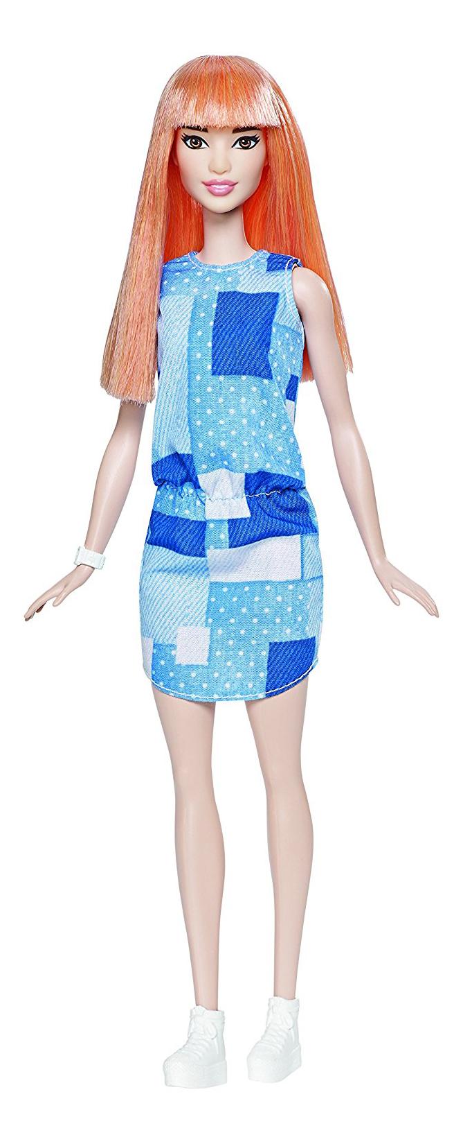 С рыжими волосами, Кукла Barbie с рыжими волосами, Куклы Barbie  - купить со скидкой