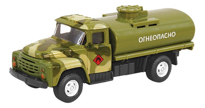 Грузовик(огнеопасно) военный Play Smart Р49223, PLAYSMART, Военный транспорт  - купить со скидкой