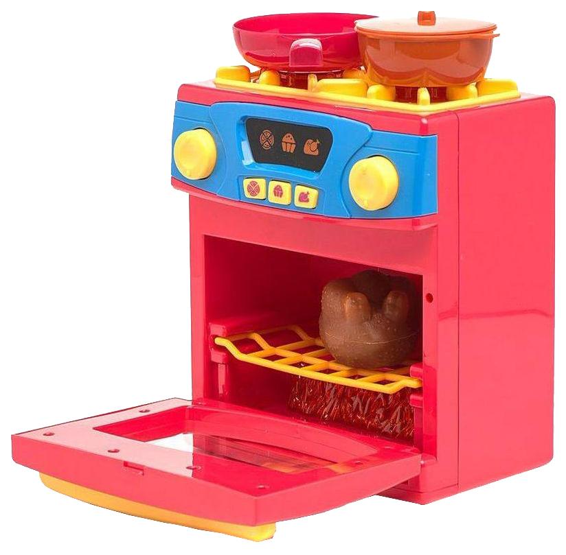 Плита игрушечная Shantou Gepai Хозяюшка 2234