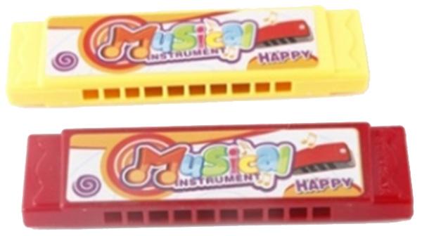 Губная гармошка игрушечная Shantou Gepai B1390974 фото