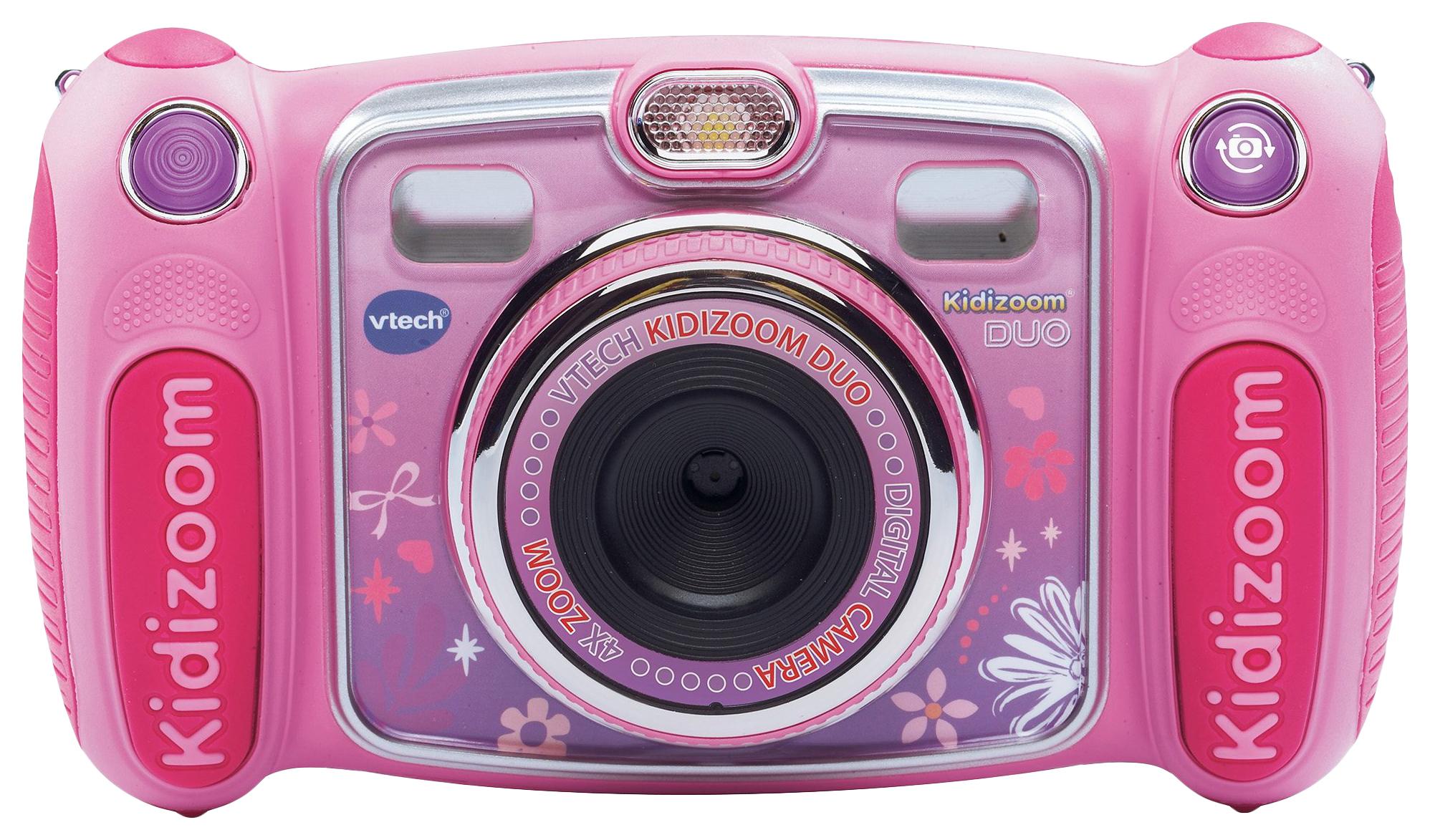 Камера цифровая голубая VTECH KIDIZOOM DUO