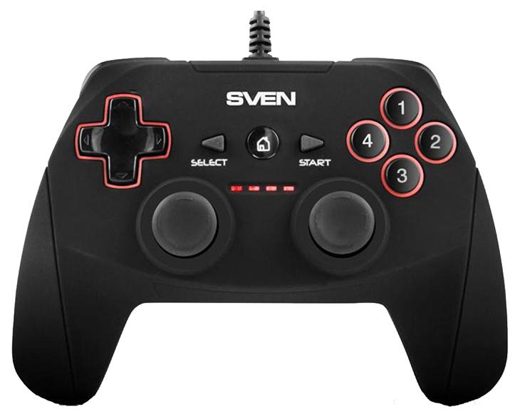 Геймпад Sven GC 750 Black