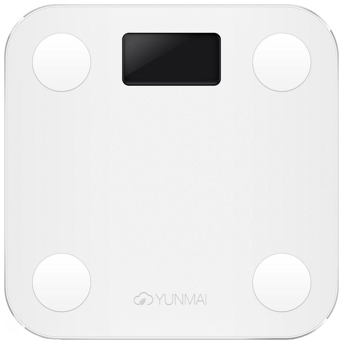 Весы напольные Yunmai Mini M1501-WH фото