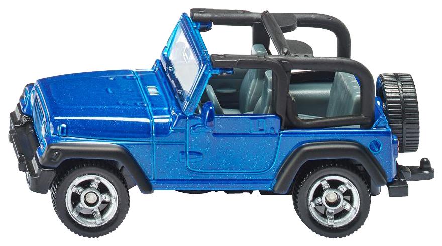Купить Внедорожник Siku Jeep Wrangler, Игрушечные машинки