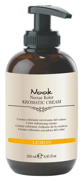 Кондиционер для волос Nook Nectar Kolor Kromatic Cream Lemon 250 мл