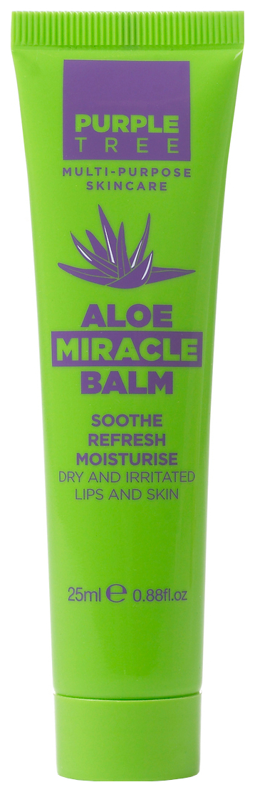 Бальзам для губ Purple Tree Aloe Miracle Balm 25 мл