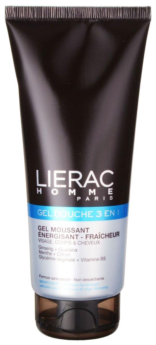 Гель для душа Lierac Homme