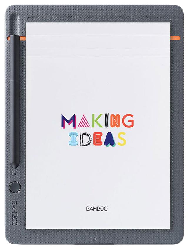 Графический планшет Wacom Bamboo Slate CDS-610S  - купить со скидкой