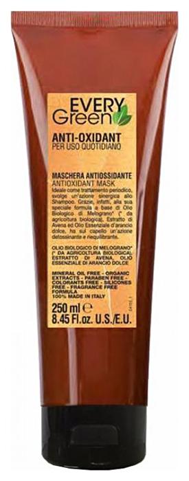 Маска для волос Dikson Every Green Anti-Oxidant Mashera Antiossidante 250 мл