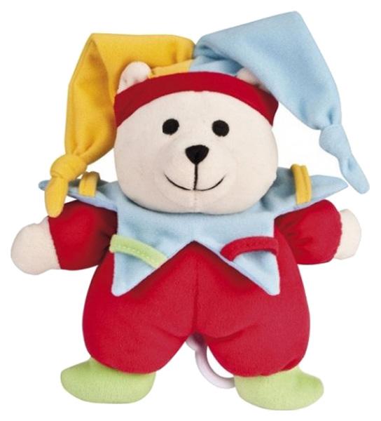 Мягкая игрушка Canpol музыкальная Мишка арт, 2/407, 0+ фото