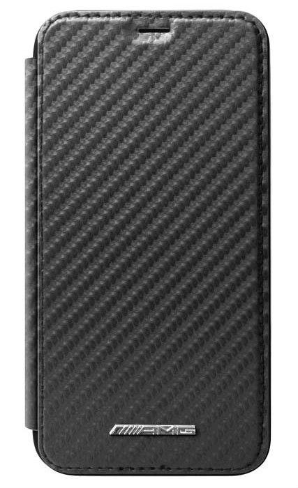 Чехол-книжка для iPhone® 7/8 Mercedes-AMG, Black, артикул B66958625
