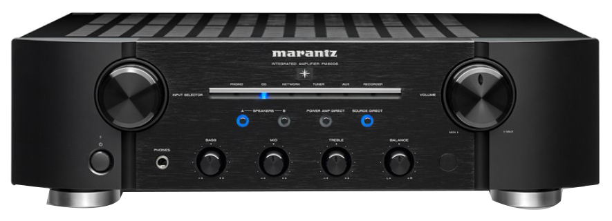 Интегральный усилитель Marantz PM8006 Black