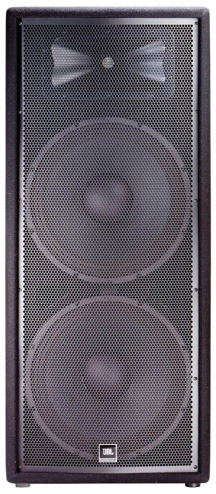 Колонки JBL JRX225 Black