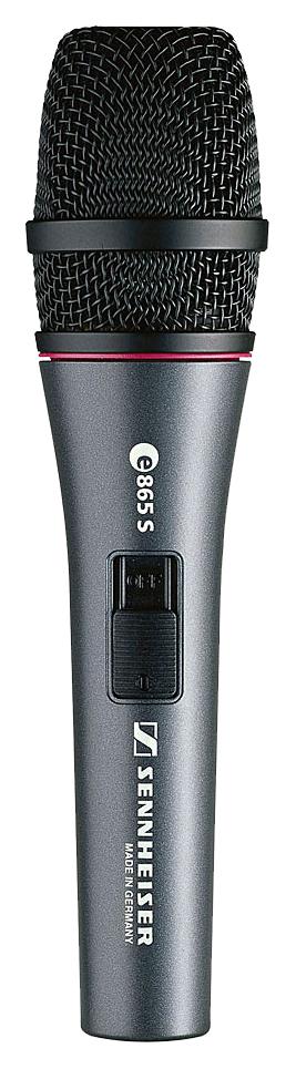 Микрофон Sennheiser E 865-S