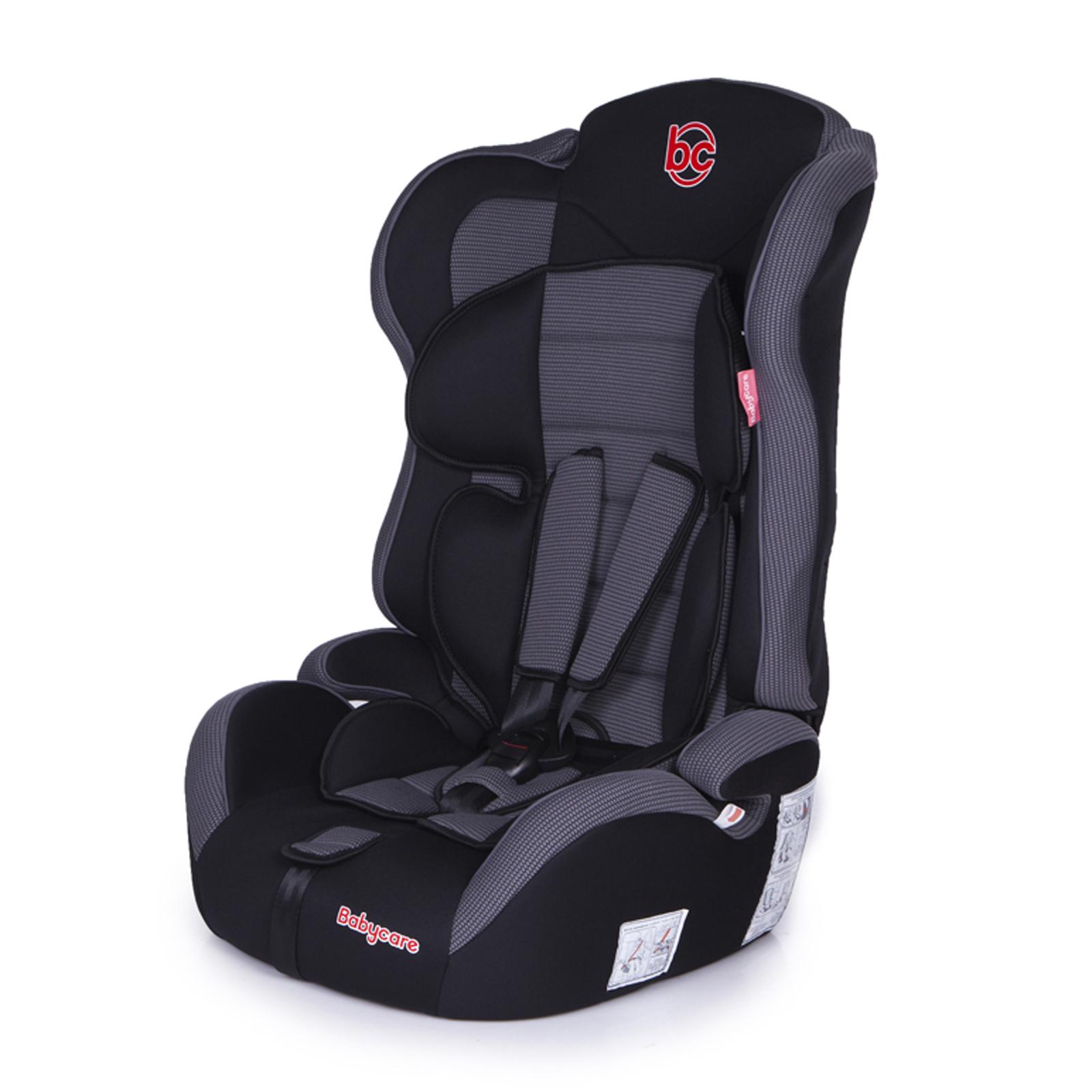 Автокресло Baby care Upiter Plus гр I/II/III 9-36кг 1-12лет Upiter Plus по цене 3 450