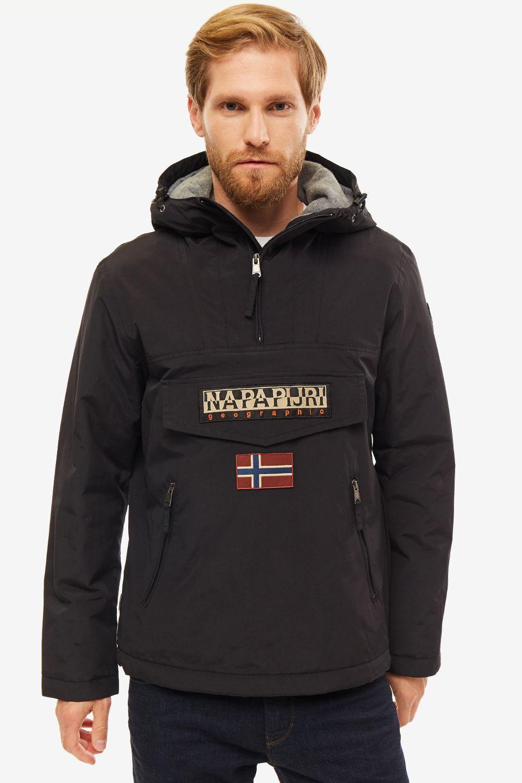 Куртка мужская Napapijri черная